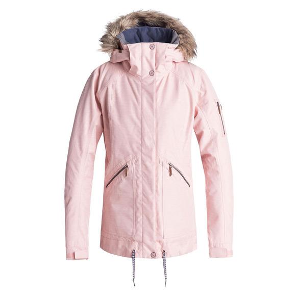Meade - Women's Hooded Winter Jacket
