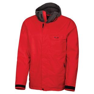 Division 10K BZI - Men's Hooded Winter Jacket