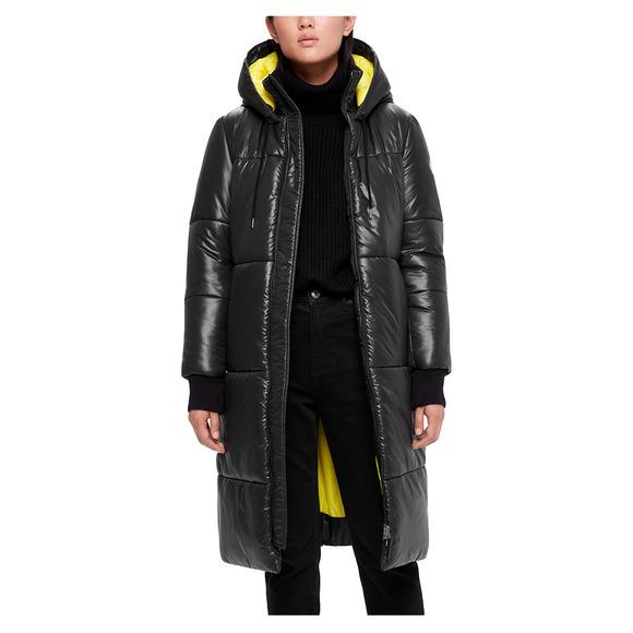 Oslo - Manteau d'hiver à capuchon pour femme
