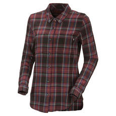 Meridian III - Women's Flannel Long-Sleeved Shirt