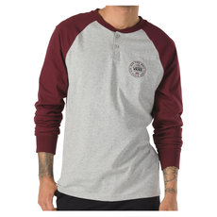 Denton - Men's Long-Sleeved Shirt