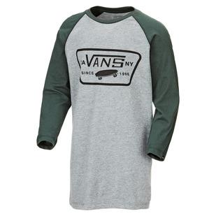 Full Patch Raglan - T-shirt pour garçon