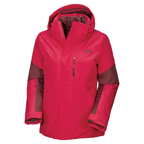 THE NORTH FACE Alkali Triclimate - Women s 3-In-1 Hooded Jacket ... e6095c84981b