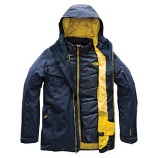 Fourbarrel Triclimate - Men's 3-in-1 Hooded Jacket