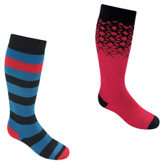 Merino Ski JR - Junior Cushioned Ski Socks