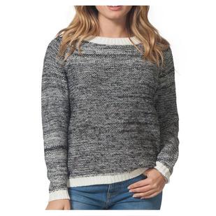 Beachside - Chandail en tricot pour femme