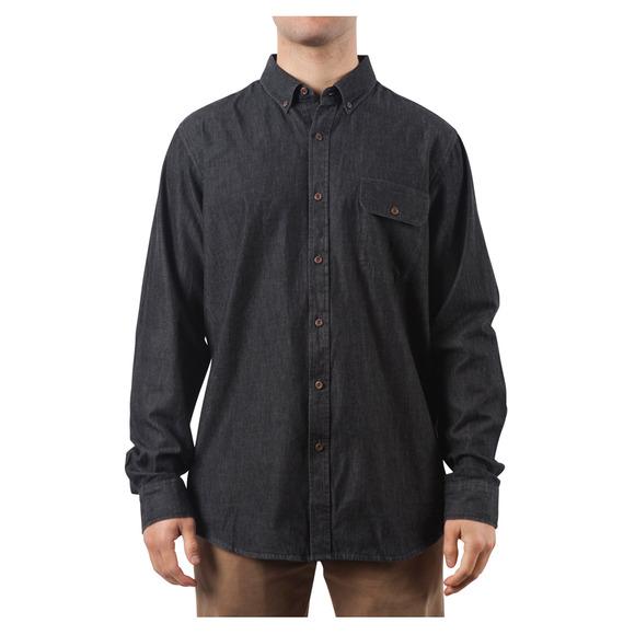 Barney - Men's Long-Sleeved Shirt