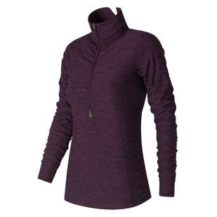 In Transit - Women's Half-Zip Sweater