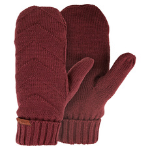Nicola - Women's Knit Mitts