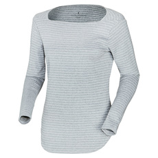 Kickback Square - Women's Long-Sleeved Shirt