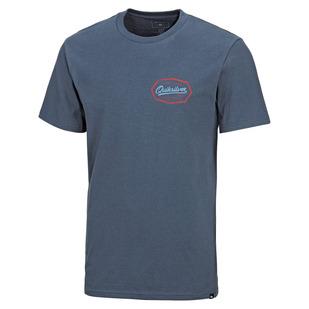 Live on the edge - Men's T-Shirt