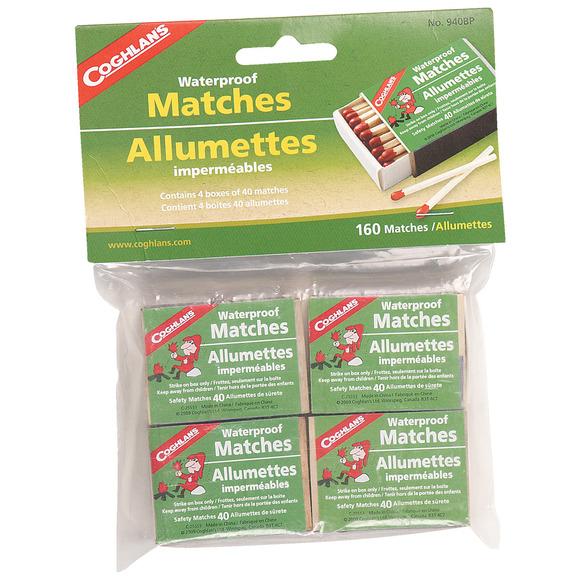 940BP - Waterproof matches