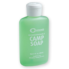 9613 - Savon de camping biodégradable (2 oz)