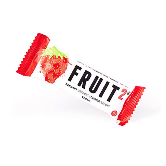 Fruit2 - Strawberry Energy Fruit Bar