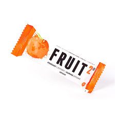 Fruit2 - Orange Energy Fruit Bar