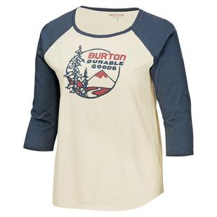 Raglan - Women's Long-Sleeved Shirt