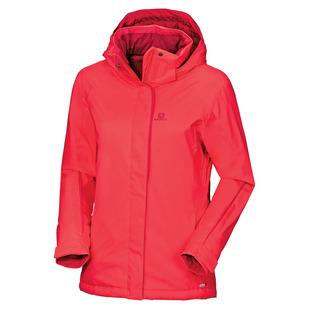 Stormpunch - Manteau d'hiver pour femme