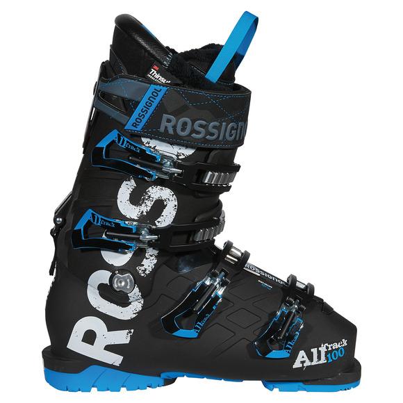 Alltrack 100 - Bottes de ski alpin pour homme