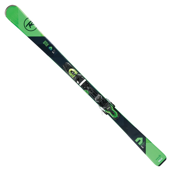 Experience 77 Basalt/Xpress 11 - Men's All Mountain Alpine Skis
