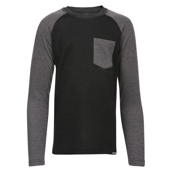 B2 Jr - Junior Baselayer Long-Sleeved Shirt