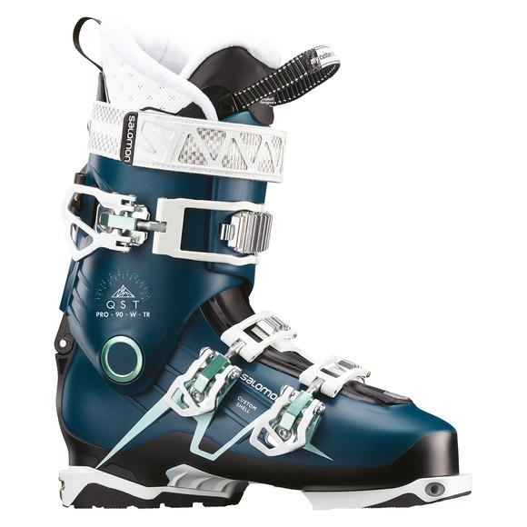 QST Pro 90 TR W - Bottes de ski alpin et de randonnée alpine pour femme