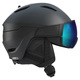 Driver S - Men's Helmet with Integrated Windshield - 0