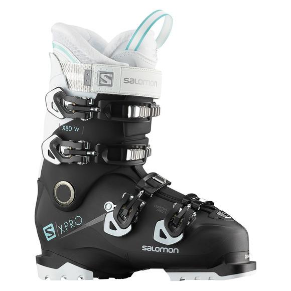 W X X80 Bottes Alpin Sports Experts Cs Ski Pro Salomon Femme De Pour wIdqExBIO