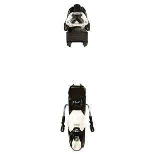 Free Ten 100 mm - Fixations de ski alpin pour adulte