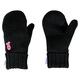 Women's Knit Mitts (L/XL) - In Support of Canadian Breast Cancer Foundation  - 0