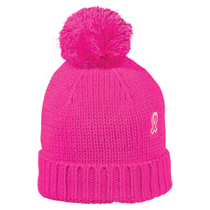 Women's Knit Tuque - In Support of Canadian Breast Cancer Foundation