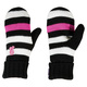 Pink Ribbon - Women's Knit Mitts (XS/S)  - 0