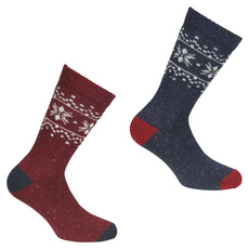 84-75 - Adult Crew Socks (Pack of 2 pairs)