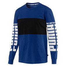 Rebel Up - Men's Long-Sleeved Shirt