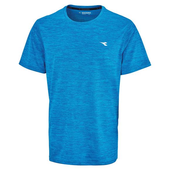 Spacedye - T-shirt de course pour homme