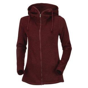 Trail Side - Women's Fleece Hoodie