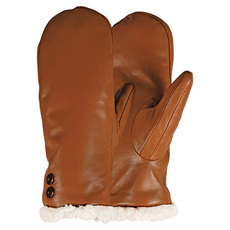 Eva - Women's Leather Mitts
