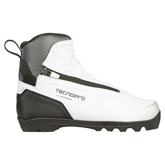 Tecno Pro Kids Ultra Ski Cross Country Ski Boots Childrens