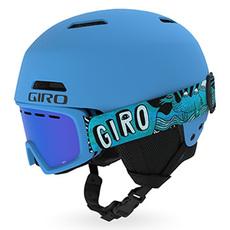 Crüe/ Rev Combo Jr - Ensemble de casque et lunettes de sports d'hiver pour junior