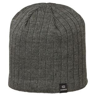 Sylvio - Tuque en tricot côtelé pour adulte