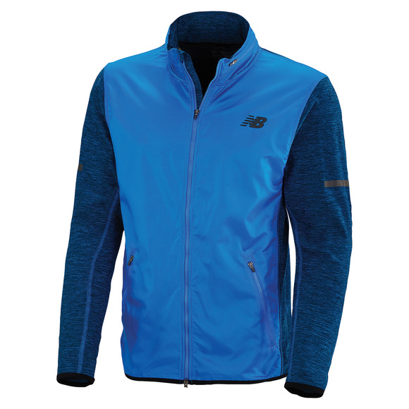 N Transit - Men's Hooded Jacket