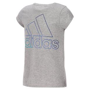 CK2697 - T-shirt d'entraînement pour fille