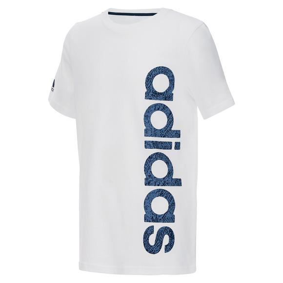 Linear - Boys' Training T-Shirt