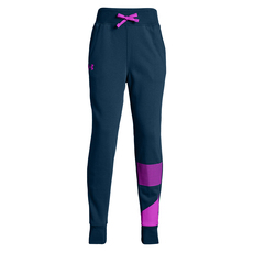 Rival Fleece Joggers - Girls' Training Pants