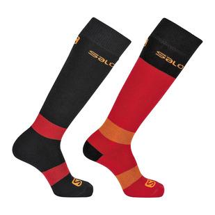 All Round - Men's Cushioned Ski Socks (Pack of 2)
