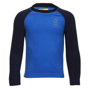 Body 3 Cozy C - Children's Baselayer Long-Sleeved Shirt