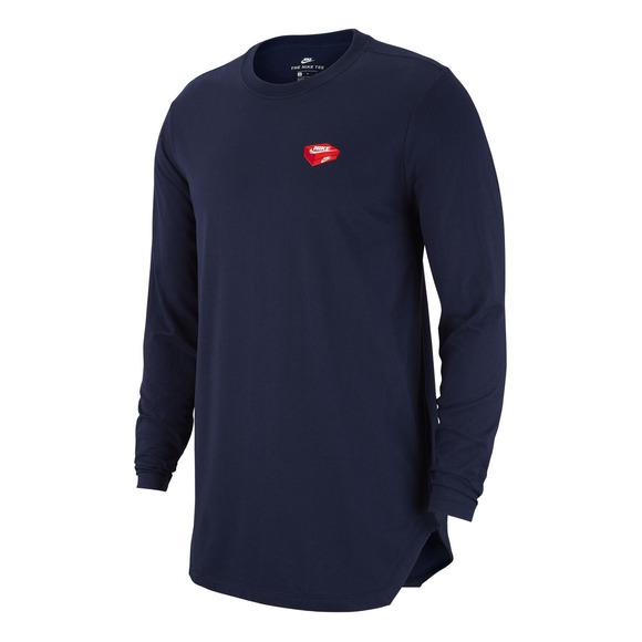 e7d7c6207 NIKE Sportswear Shoebox - Men's Long-Sleeved Shirt | Sports Experts