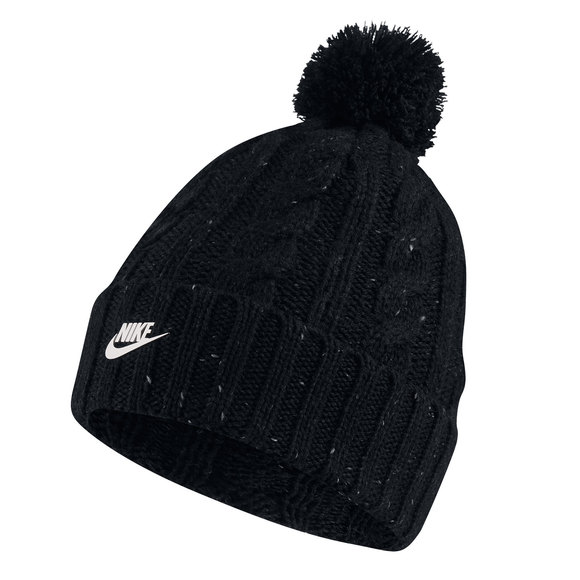 NIKE Sportswear - Women s Tuque with pompom  7385e8cc8