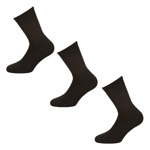 Crew Jr - Junior Crew Socks (Pack of 3 Pairs)
