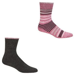 Outdoor - Chaussettes pour femme (paquet de 2 paires)