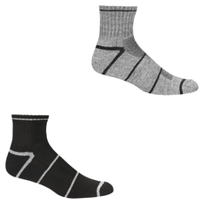 Outdoor - Men's Ankle Socks (Pack of 2 Pairs)